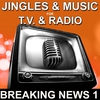 Couverture de l'album Jingles & Music for TV & Radio (Breaking News 1)
