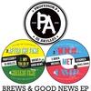 Couverture de l'album Brews & Good News - EP