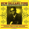 Cover of the album Soul Jazz Records Presents New Orleans Funk 4: Voodoo Fire in New Orleans 1951-75