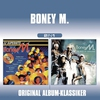 Couverture de l'album Boney M. - 2 in 1 (In the Mix/The Best 12inch Versions)