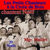 Cover of the track Les Petits Chanteurs à la croix de bois chantent Noël