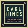 Couverture de l'album Classic Earl Hines Sessions (1928-1945), Vol. 3 & 4