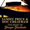 Couverture de l'album The Music of George Gershwin