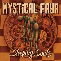 Couverture du titre Sleeping Souls