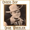Cover of the album Onie's Bop