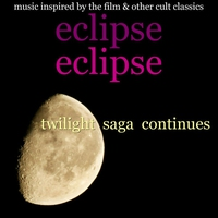 Cover of the track Eclipse : Twilight Saga Continues