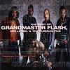 Couverture de l'album The Best of Grandmaster Flash, Melle Mel & The Furious Five