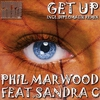 Couverture de l'album Get Up (feat. Sandra C) - Single