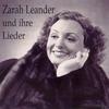Cover of the album Zarah Leander und ihre Lieder
