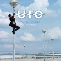 Cover of the track The Best of UFO (1974-1983) [Remastered]