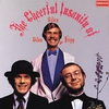 Cover of the album The Cheerful Insanity of Giles, Giles & Fripp