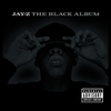 Couverture de l'album The Black Album