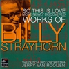 Cover of the album So This Is Love - More Newly Discovered Works of Billy Strayhorn