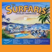 Cover of the track The Surfaris Hurley Sessions