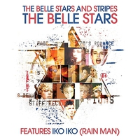 Couverture du titre The Belle Stars & Stripes