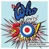 Couverture de l'album The Who Hits 50! (Deluxe Edition)