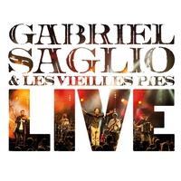 Cover of the track Gabriel Saglio & Les Vieilles Pies (Live)