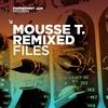 Couverture de l'album Remixed Files