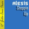 """Cover of the album 12"""" Golden Dance Classics: Steppin' Up - Single"""