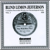 Couverture de l'album Blind Lemon Jefferson Vol. 3 1928