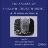 Couverture de l'album Treasures of English Church Music