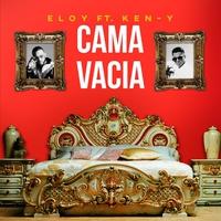 Cover of the track Cama Vacía (feat. Ken-Y) - Single