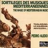 Cover of the album Sortileges des musiques méditerranéennes