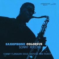 Couverture du titre Saxophone Colossus (Reissue)