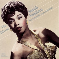 Cover of the track The Divine Sarah Vaughan: The Columbia Years 1949-1953