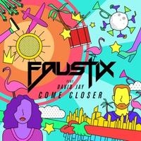 Couverture du titre Come Closer (feat. David Jay) - Single