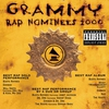 Cover of the album Grammy Rap Nominees 2000