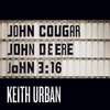 Cover of the album John Cougar, John Deere, John 3:16 - Single