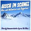 Cover of the album Arsch im Schnee - Hits mit Wollmütze und Jagertee! - Vierzig hammerstarke Après-Ski-Hits!