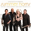 Couverture de l'album Summer Horns (feat. Gerald Albright, Mindi Abair & Richard Elliot)