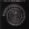 Couverture de l'album Fossil Fuel: The XTC Singles Collection 1977 - 1992