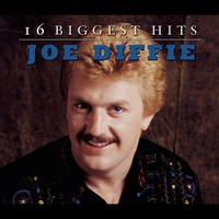 Cover of the track 16 Biggest Hits: Joe Diffie
