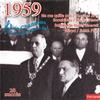 Couverture de l'album Les chansons de cette année là : 1959 (20 succès)