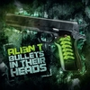 Cover of the album Bullets in their heads (Traxtorm 0082)