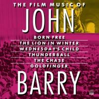 Couverture du titre The Film Music of John Barry