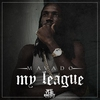 Couverture de l'album My League - Single