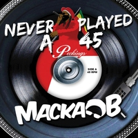 Cover of the track Never Played a 45