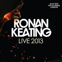 Cover of the track Live 2013 at the O2 Arena, London