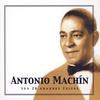 Couverture de l'album Antonio Machín, Sus 20 Grandes Éxitos