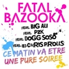 Couverture de l'album Ce matin va être une pure soirée (feat. Big Ali, PZK, Dogg Soso & Chris Prolls) - Single