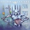 Couverture de l'album Electronic Saviors: Industrial Music to Cure Cancer