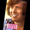 Cover of the album The Best of Don McLean