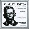 Couverture de l'album Charley Patton Vol. 1 (1929)