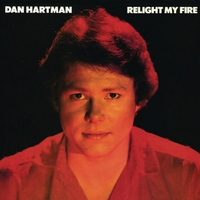 Cover of the track Relight My Fire