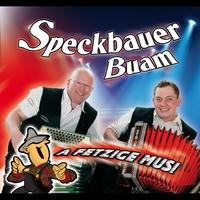 Cover of the track Speckbauer Buam - A fetzige Musi