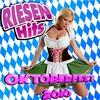 Cover of the album RIESEN HITS - Oktoberfest Giganten 2010